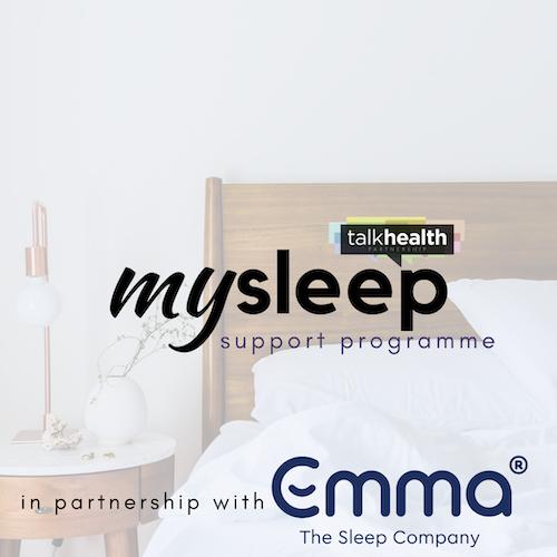 emma sleep mysleep patient support programme