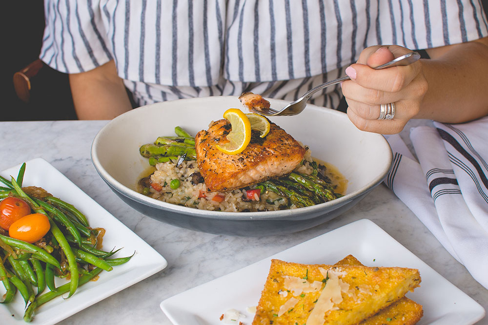 health benefits of a healthy gut microbiome eat fish